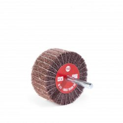 MIXED FLAP WHEELS WITH SHAFT