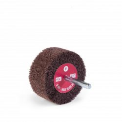 NON WOVEN FLAP WHEELS WITH SHAFT